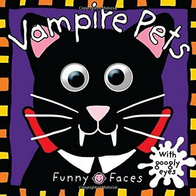 Vampire Pets (Funny Faces) by Roger Priddy 1783410353 FREE Shipping