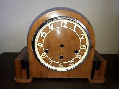 Westminster Chime Clock Case For Repair