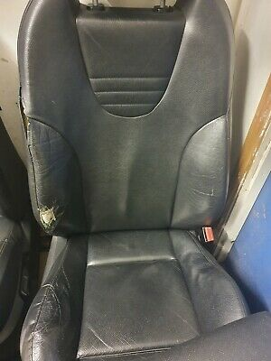 Ford Focus ST225 MK2 ST-3 Front & rear recaro heated seats full leather