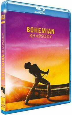 Bohemian Rhapsody ( Biopic groupe Queen & Freddie Mercury)-BLU-RAY NEUF / CELLO