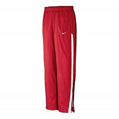 Nike Men's Championship III Pant Red/White 100% Polyester Brand New