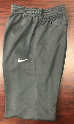 Nike Men's Competition 12 US Technical Training Warm-Up Pants Anthracite/White