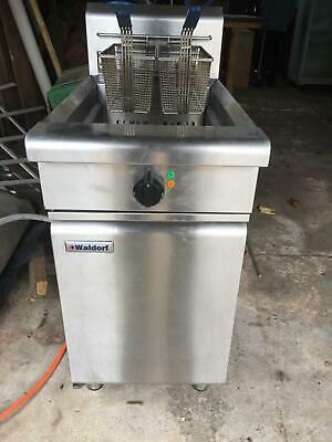 Cafe / Restaurant Waldorf commercial electric deep fryer
