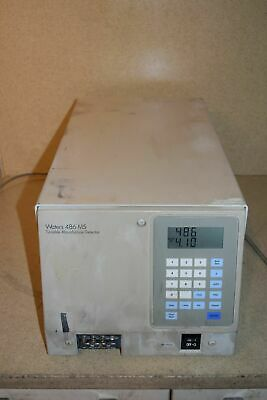 Waters 486 Ms Tunable Absorbance Detector