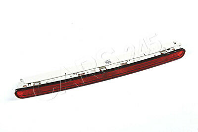 AUDI A4 S4 B7 CONVERTIBLE CABRIO 2007-2009 GENUINE THIRD 3RD BRAKE STOP LIGHT