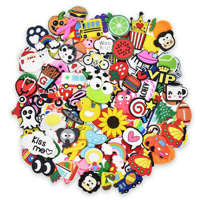 150pcs Wholesale Different Shoe Ornaments Lace For Party Gifts Favor Supply