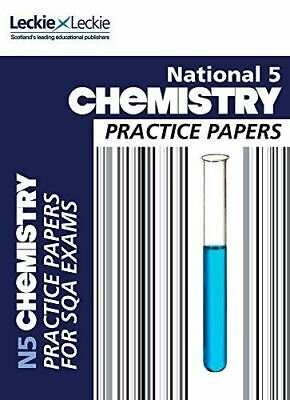 National 5 Chemistry Practice Exam Papers (Sqa Exams) (Practice Papers for SQA E