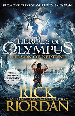 The Son of Neptune (Heroes of Olympus Book 2) New Paperback Book