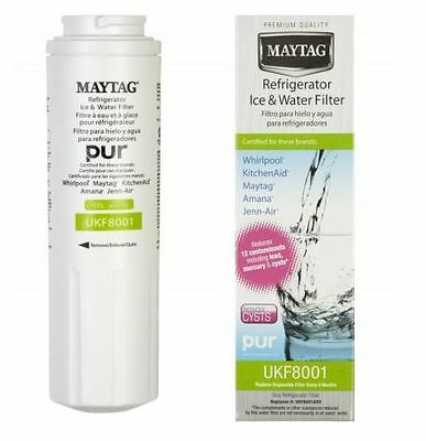 2X Refrigerator Water Filter for Amana ARSE67RBS
