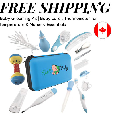 Baby Grooming Kit | Baby care , Thermometer for temperature & Nursery Essentials