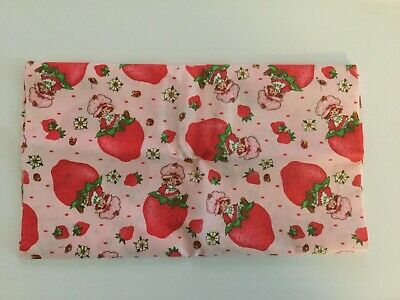 Sewing Fabric Quilting Strawberry Shortcake