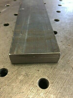 "A-36 STEEL FLAT BAR STOCK HOT ROLLED HRS PLATE 3/4"" x 2.5"" x 8"""