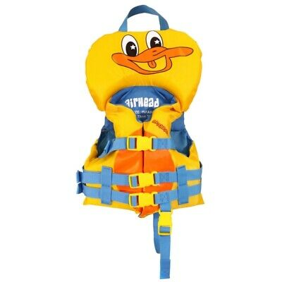 Airhead Duckie Personal Safety Vest  Part# 20008-01-A-YW Infant