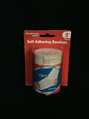 Ace Self Adhering Bandage 2 Inches 1 Each Pack Of 9 34 90