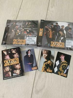 STRAY KIDS stray kids SKZ2020 2 CD + DVD + Cassette + 3 photocard
