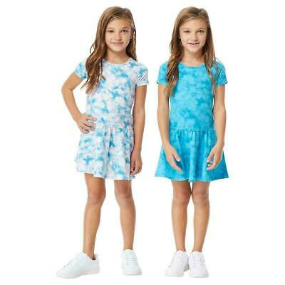 NWT 32 Degrees Young Girls Dress Sizes 2T-6 soft stretch comfort