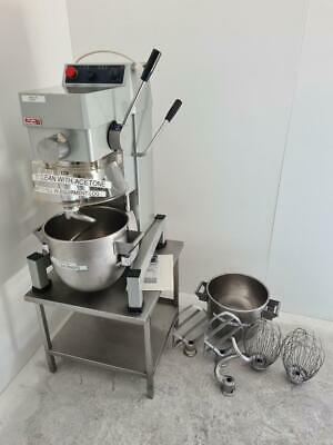 Crypto Peerless EM20 Euromixer On Stainless Stand With Loads Of Heads Etc