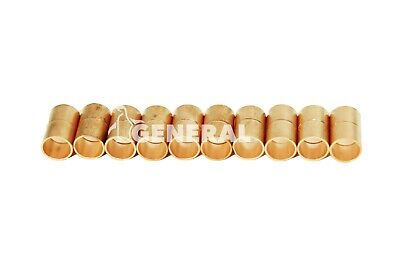 """COPPER COUPLING 3/8"""" ID  for AIR CONDITIONING  & REFRIGERATION LINES 10 PCS"""