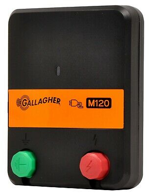 Fence Energizer Gallagher M120