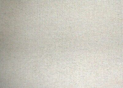 DMC Interlock 7 count Ecru Blank Needlepoint Rug Canvas Priced per 1//4 yd