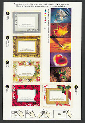 PICTURE POSTAGE = CUT FROM BOOKLET = NOT DENOMINATED = Canada 2001 #1918 MNH