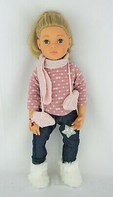 "Gotz FAO school outfit fits other skinny 18/"" dolls"