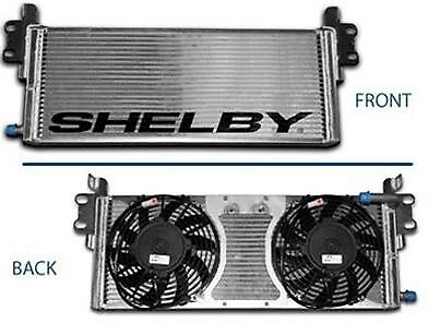 2005-2014 Mustang GT, GT500  SHELBY  Extreme Duty Performance Heat Exchanger