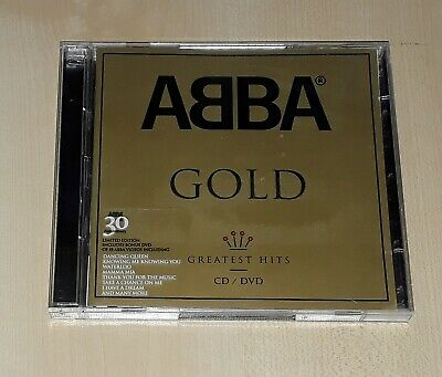 Abba - Gold - Greatest Hits - CD+DVD - 30th Anniversary Ltd Edition ~(Best of)~