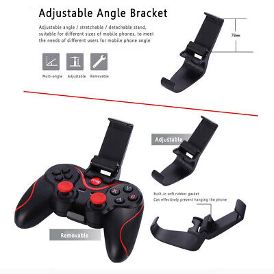 Wireless Bluetooth Joystick Gamepad Game Controller  For Mobile Phone Tablet HOT