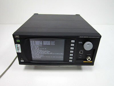 Jrc Japan Radio Co Njz-4000 Application Tester With Option W06 A00