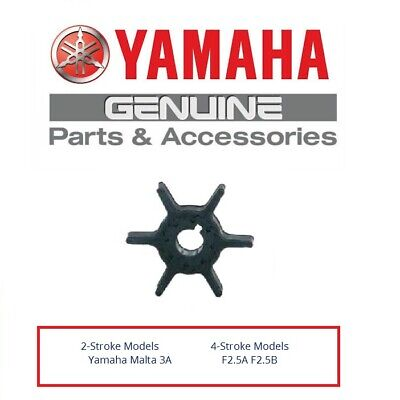 Impeller 500322 for YAMAHA Malta 3A Outboard engine NIP