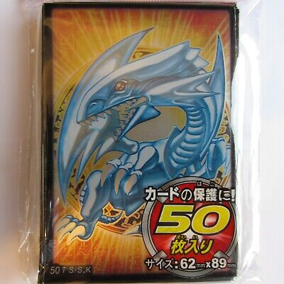 Violet Fusion 50 Yugioh Size Card Sleeves Deck Protector 62x89mm