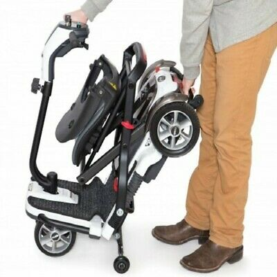 Quest S19 Folding Portable Travel Mobility Scooter - *BRAND NEW*