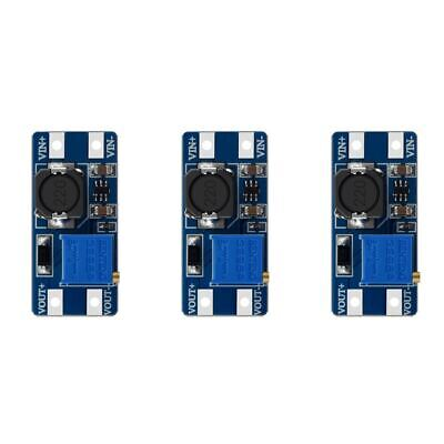 MT3608 DC-DC Voltage Step Up Adjustable Boost Converter Module 2A