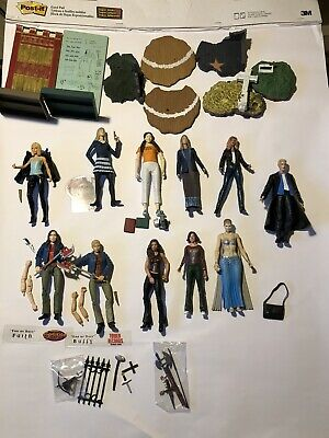 Huge Buffy The Vampire Slayer 11 Figure Lot Loose Btvs Spike Willow Cordelia 6""