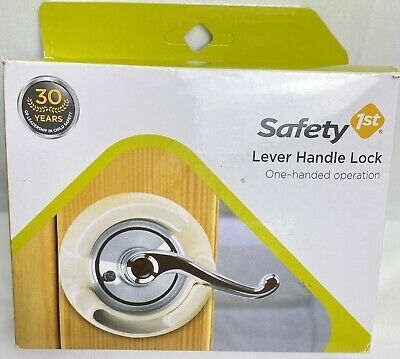 Safety 1st Lever Handle Lock (One Hand Operation) New In Box