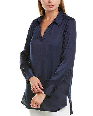 Lemon Tart Carolina Tunic Women's Blue Xs