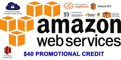 $40 AWS Promotional Credit Code