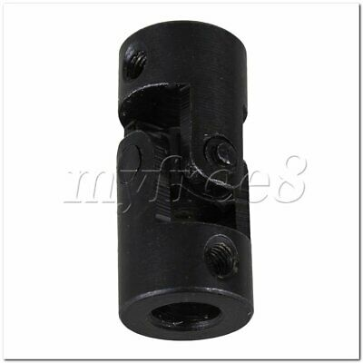 45mm Length Steel Rotatable Motor Universal Joint Shaft Coupler