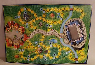 1994 Ravensburger Enchanted Forest Replacement Game Pieces