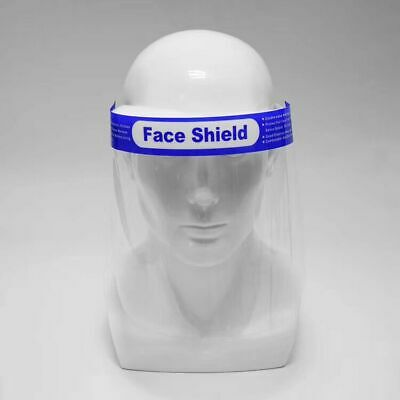 5pc Anti Droplet Dust-proof Full Face Shield Protector Visor Cover Safety Coving