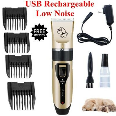 Professional Pet Dog Cat Hair Shaver Razor Grooming Animal Trimmer Clipper Tool