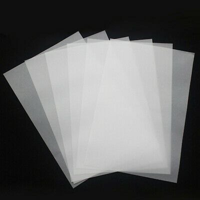 100 Sheets A4 Tracing Paper Translucent Art Copybooks Sketch Calligraphy Drawing