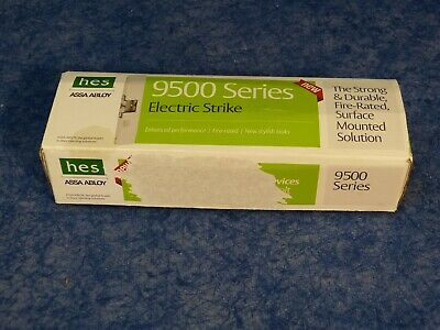 Assa Abloy HES Electric Strike 9500-12/24D-613 9500-613