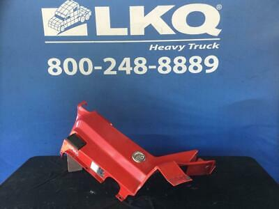 Red 2007 Volvo VNL Fender Extension/Cowling Driver Side
