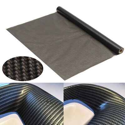 5M Hydrographic Texture Carbon Fiber Water Transfer Dipping Print Film .UK