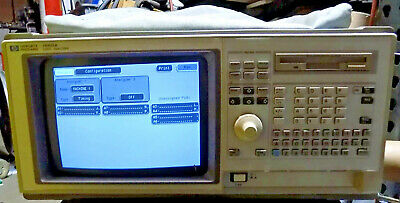 HP Hewlett Packard / Agilent 1660A Logic Analyzer