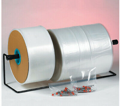 """1.5 mil Poly Tubing Clear Bags Roll  2"""" 4"""" 6"""" 8"""" 10"""" 12"""" 14"""" 16"""" 18"""" 20 22 24 28"""