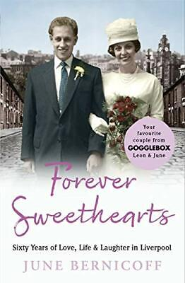 Forever Sweethearts: Sixty Years of Love  Life & Laughter New Paperback Book