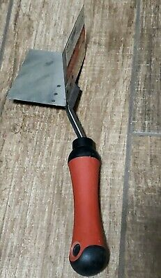 Wal Board Drywall Compound Outside Corner Bead Window Door Tool Steel Blade New